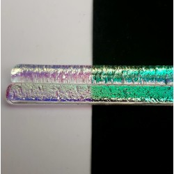 Riley Designs Dichroic Glass - Rainbow 2