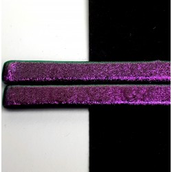 Riley Designs Dichroic Glass - Purple